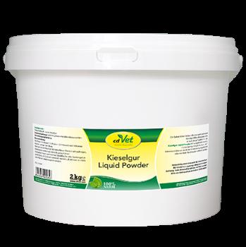ColumbaVet Kieselgur liquid