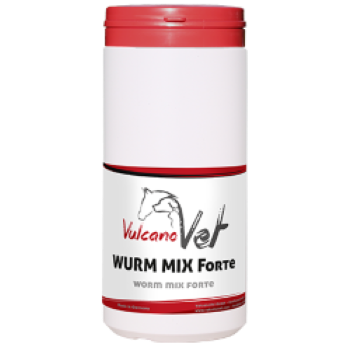 VulcanoVet WurmMix Forte